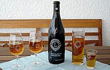 Gravure sur bouteilles et verres